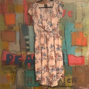 Beautiful and flattering dress from Nordstrom